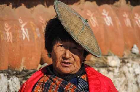 Portrait du Bhoutan -