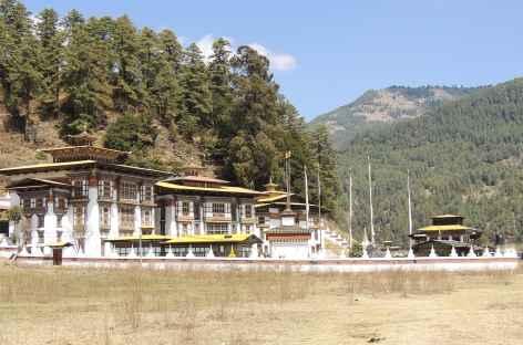 Monastère de Kurjey - Bhoutan  -