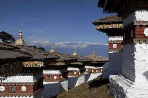 Dochu La (3050m) - Bhoutan -