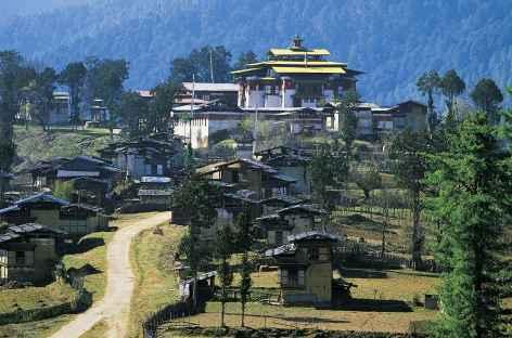 Gangtey - Bhoutan -