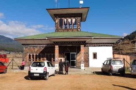 Aéroport de Bhumtang - Bhoutan -