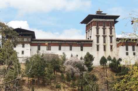 Dzong de Jakar - Bhoutan -