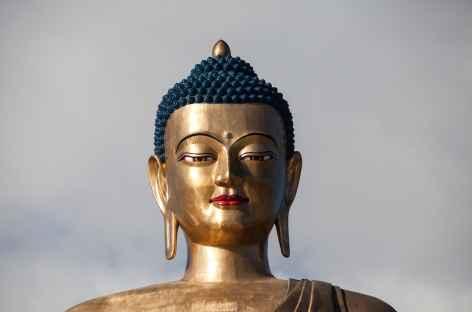 Regard bien veillant du Bouddha - Bhoutan -