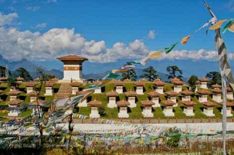 Dochu La - Bhoutan -