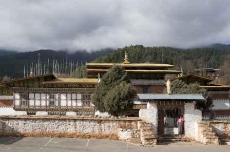 Temple de Jampey Lhakhang - Bhoutan -