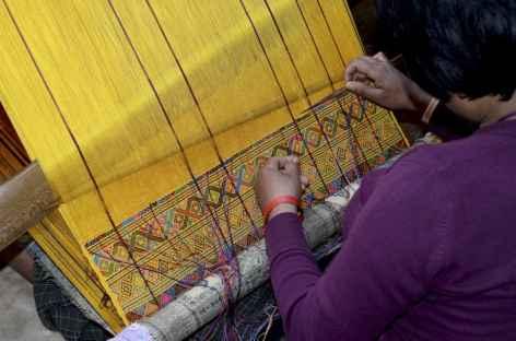 Tissage traditionnel - Bhoutan -