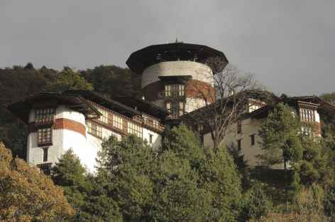 Tadzong de Trongsa - Bhoutan -