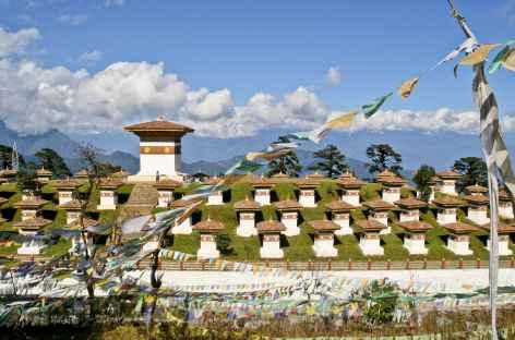 Dochu la (3050 m) - Bhoutan -