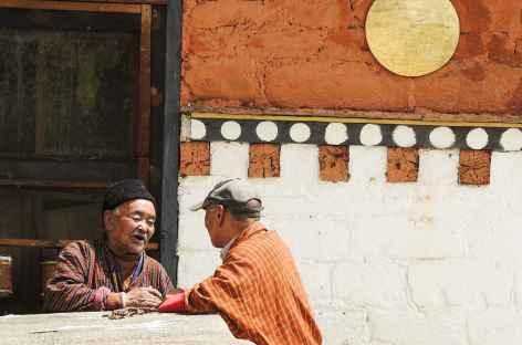 Echanges des dernières nouvelles - Bhoutan -