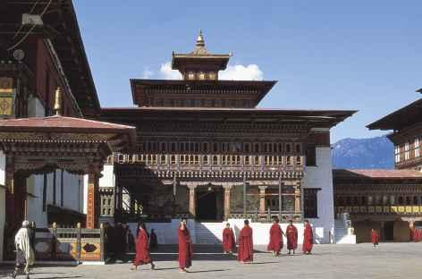 Dzong de Timphu - Bhoutan -