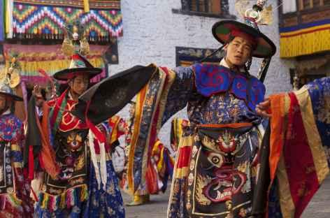 Festival - Bhoutan -