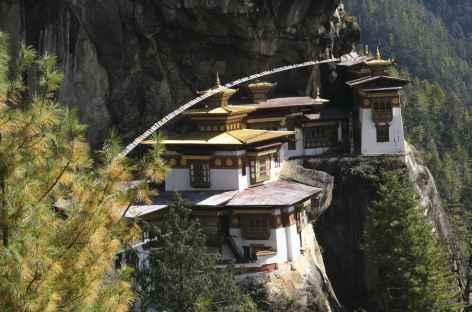 Dzong de Taksang - Bhoutan -