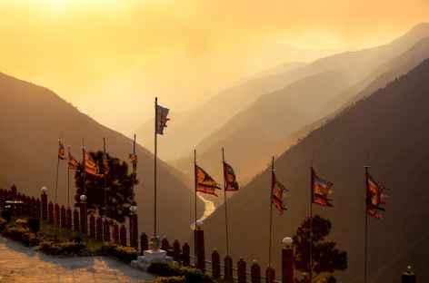Vallée de Trashigang - Bhoutan -