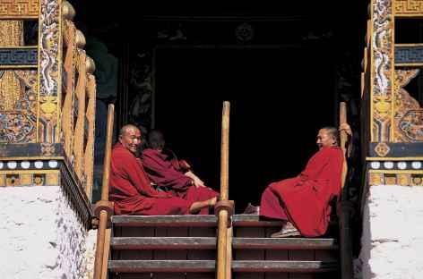 Repos au soleil - Bhoutan -