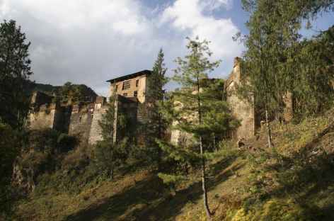 Drukyel Dzong - Bhoutan -