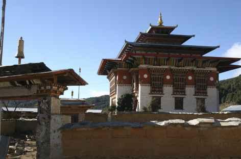 Dzong de Ura - Bhoutan -