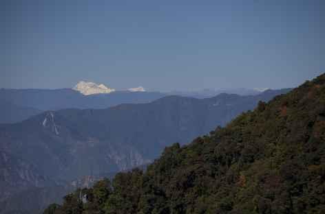 Sur la route qui vient du Sud - Bhoutan -