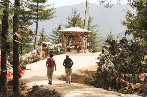 Descente de Taktsang - Bhoutan -