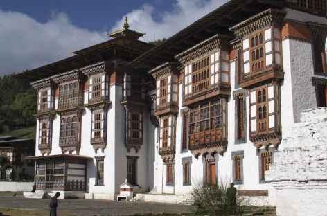 Dzong de Kurjey - Bhoutan -