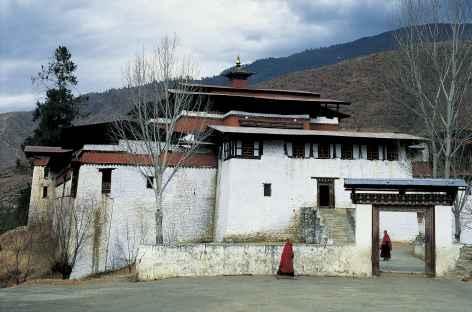 Dzong de Mongar - Bhoutan -