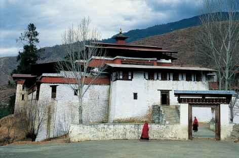 Dzong de Simtokha - Bhoutan -