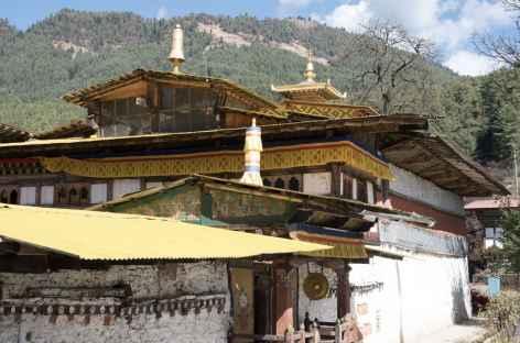 Monastère de Tamshing, Bumthang  -