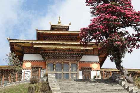 Temple du Dochu La - Bhoutan -