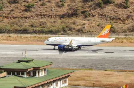 Arrivée à Paro  - Bhoutan -