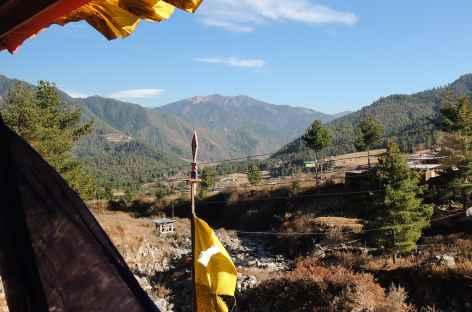 Vallée de Haa - Bhoutan -