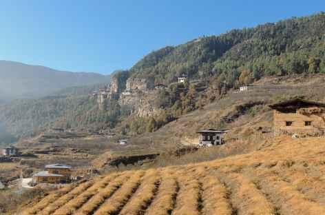 La vallée de Dzongdrakha  - Bhoutan -