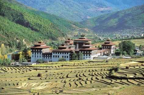 Dzong de Thimphu  - Bhoutan -