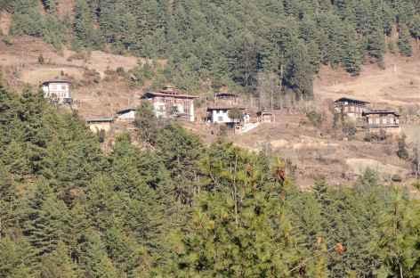 Gechu Lakhang  - Bhoutan -