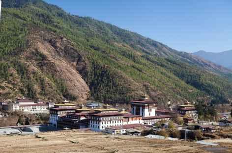 Dzong, Thimphu  - Bhoutan -