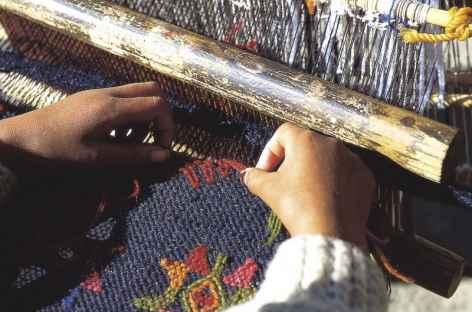 Tissage - Bhoutan -