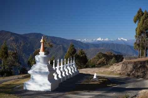 Sur la route entre Trashigang et Samdrup Jongkar -