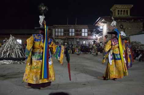 Festival de Kangso à Dramitse -