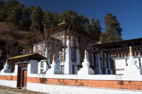 Vallée du Bumthang -