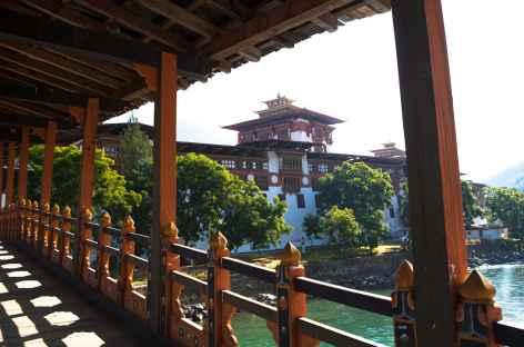 Dzong de Punakha -