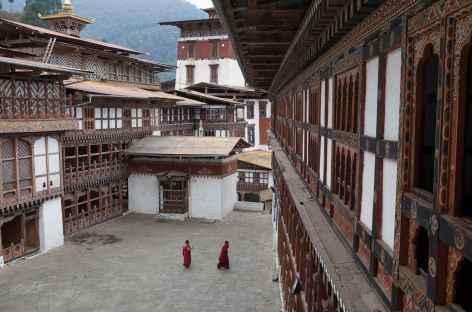 Dzong de Trongsa -