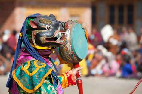 Danse masquée -