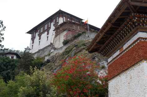 Dzong de Lhuentse -