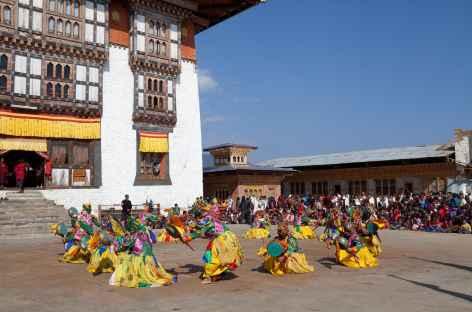 Festival de Kangso, Dramitsé -