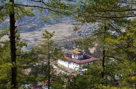 Dzong de Paro -