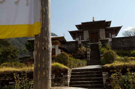 Ancien Dzong de Tashiyangtse -