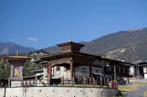 Dzong de Tashiyangtse -