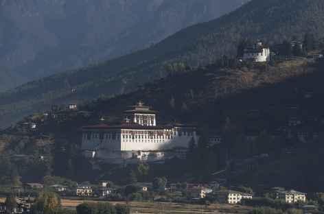 Dzong et vallée de Paro - Bhoutan -