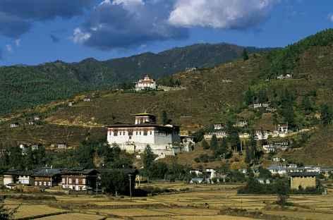 Première découverte de la vallée de Paro - Bhoutan -