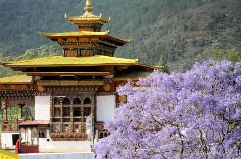 Petit temple près de Samdrup Jongkhar - Bhoutan -