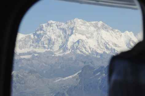 Vol sur Bumthang, rencontre avec le Kangar Punsum - Bhoutan -
