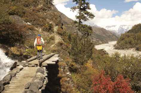 Sur les sentiers - Bhoutan -
